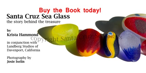 Santa Cruz Sea Glass Book