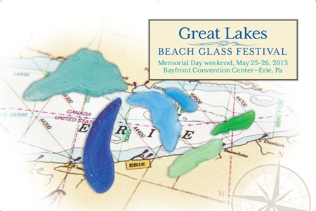 Erie Sea Glass festival