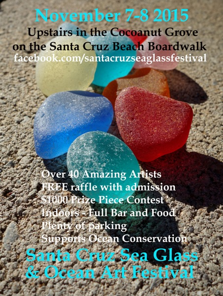 Santa Cruz Sea Glass festival